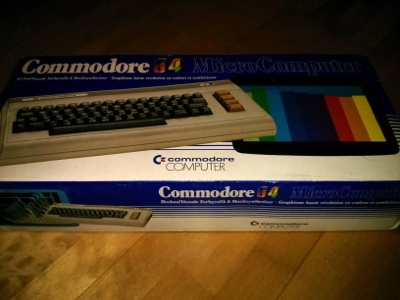 .._computer_commodore64_verpackung_k COMMODORE 64